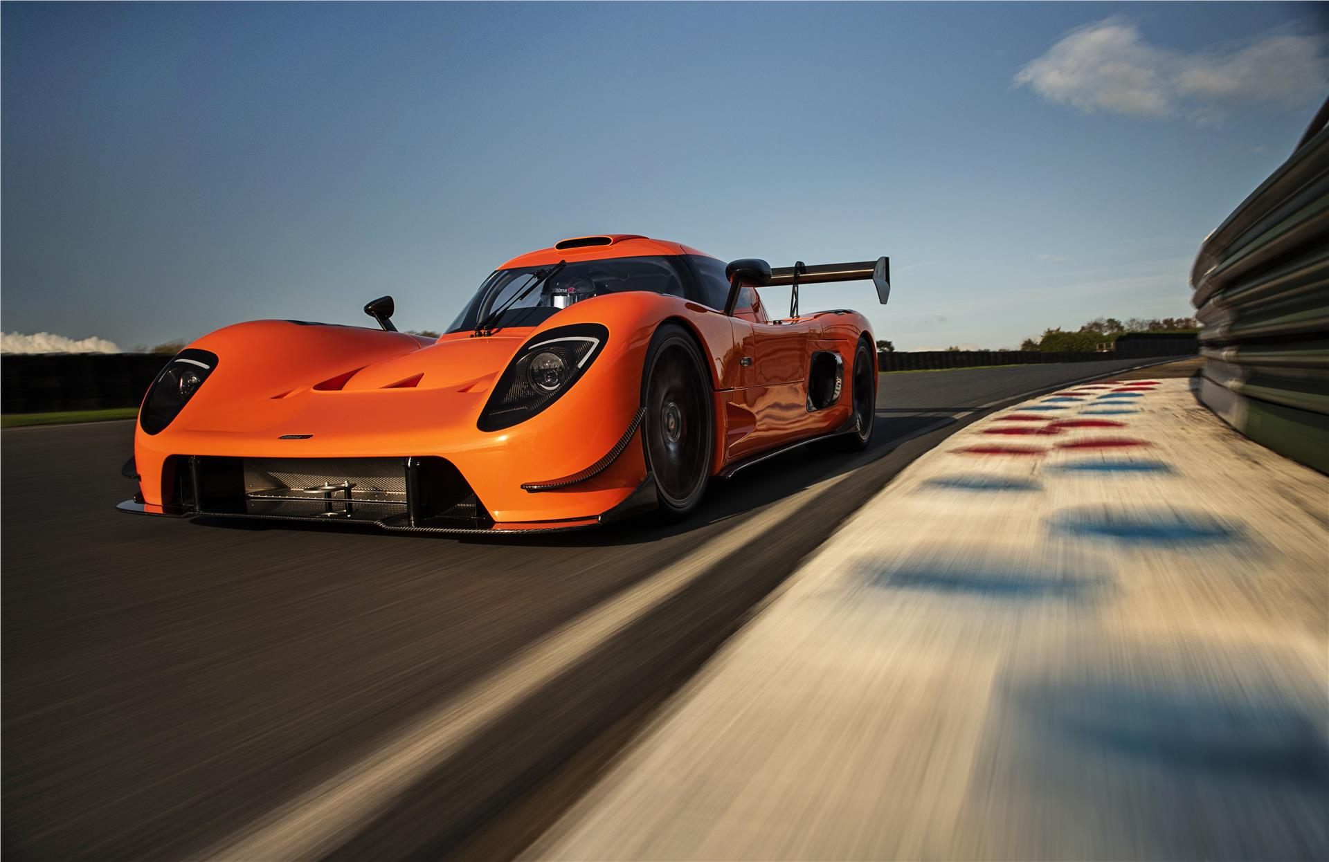 The New Ultima RS