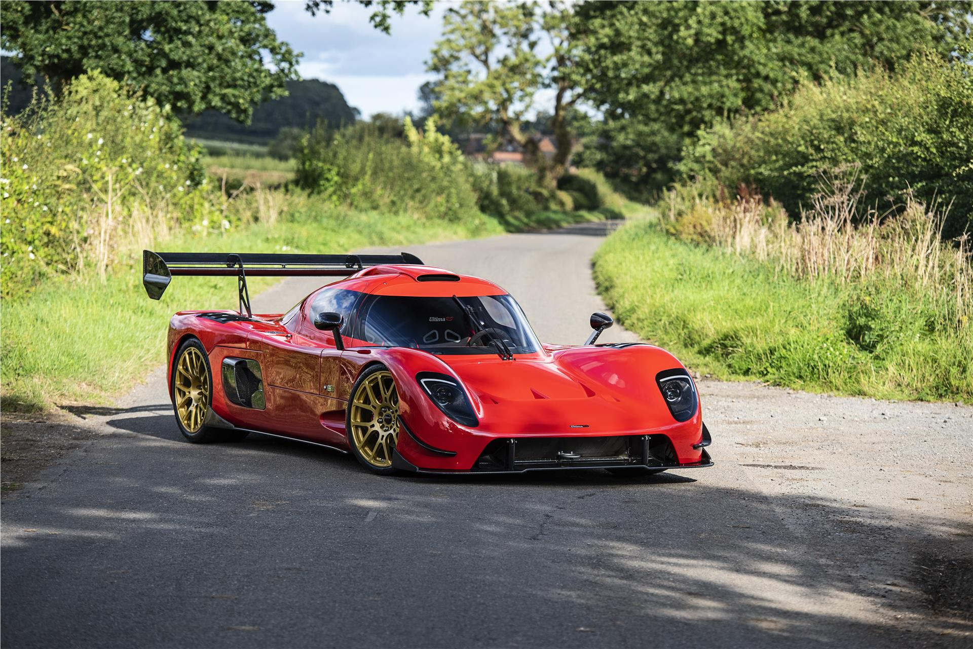 The all new Ultima RS