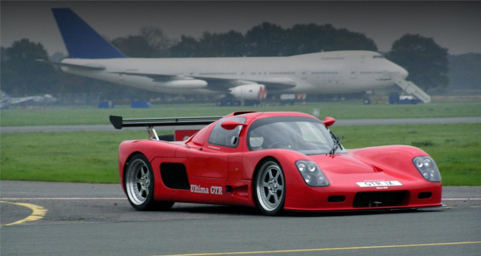 894a8310a4 Ultima GTR Fastest around the track used by Top Gear