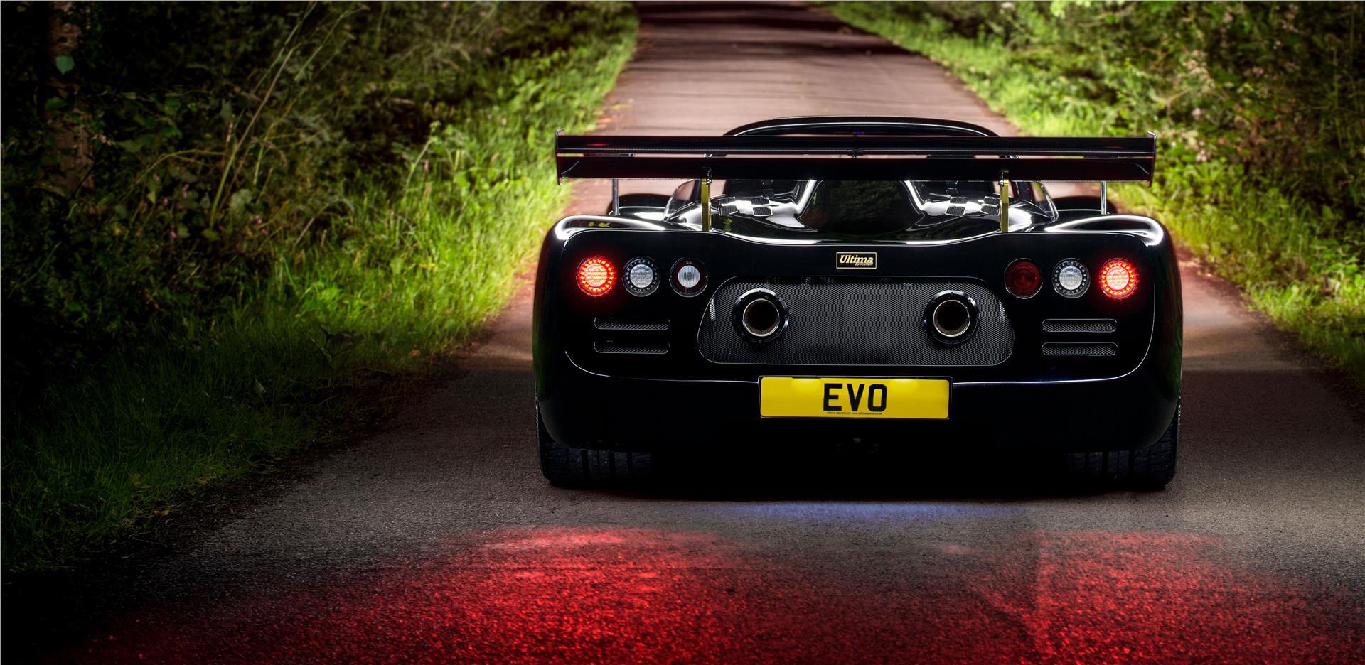 Ultima EVO Convertible